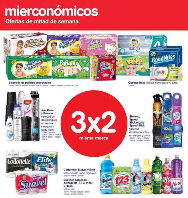 Farmacias Benavides ofertas de mierconómicos junio 22