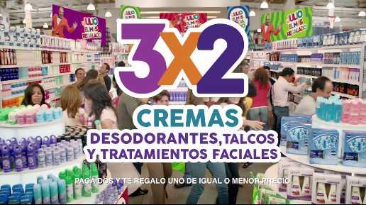 Ofertas Julio Regalado 2016 en Soriana y Comercial Mexicana 3x2 desodorantes, cremas y talcos