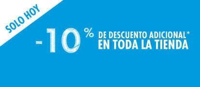 Linio 10% de descuento en toda la tienda con Paypal