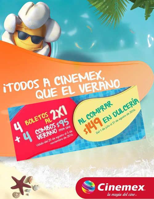 Verano Cinemex 2016