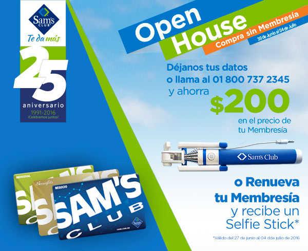 Sam's Club open house 2016
