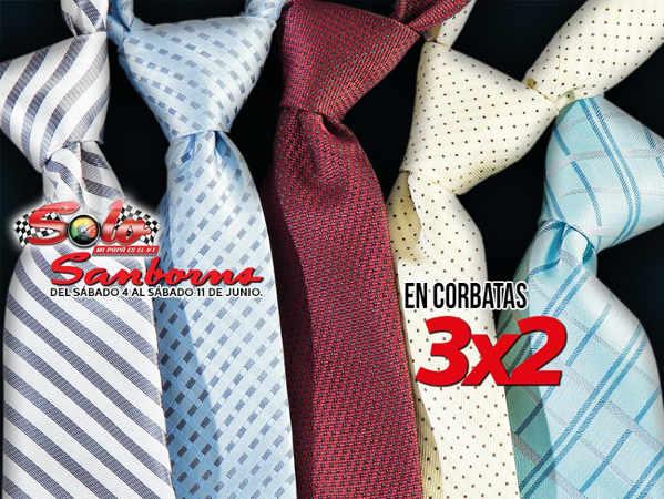 Sanborns oferta en corbatas y playeras Polo Club