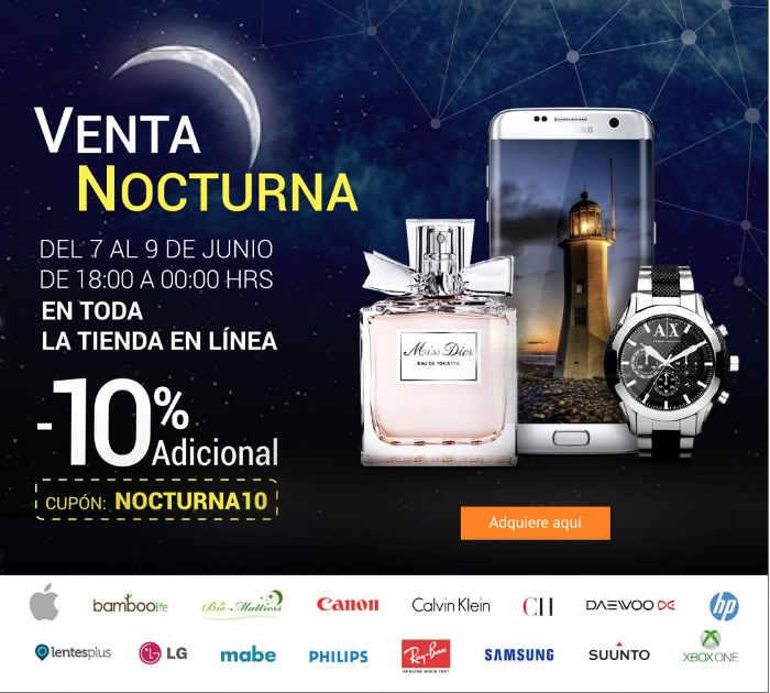 Venta Nocturna Tienda Club Premier