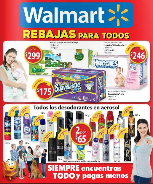 Catálogo Walmart Junio 2016