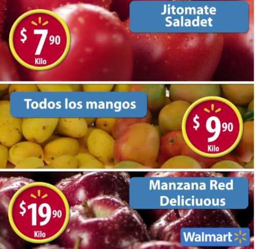 Martes de Frescura Walmart Junio 2016