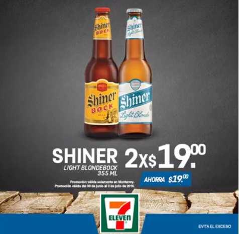 7-Eleven ofertas en cervezas artesanales