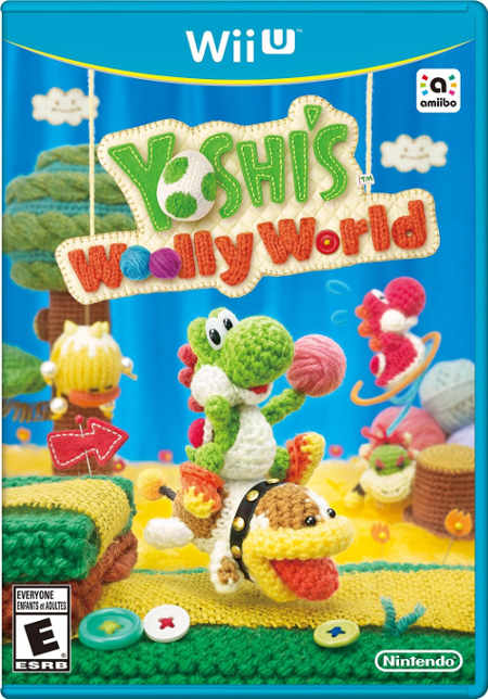 Amazon Yoshi Wolly World para Wii U