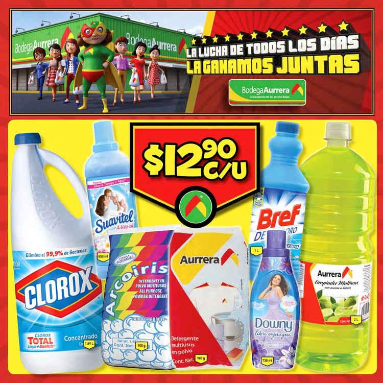 Bodega Aurrera catálogo de ofertas julio 2016