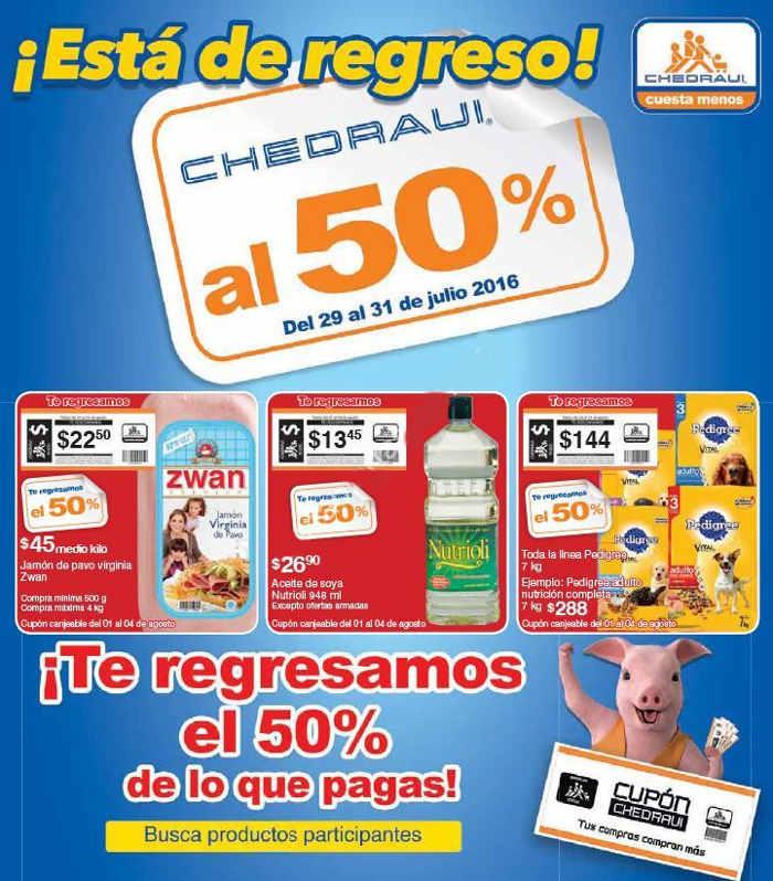 Promociones cupones mexico