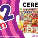 Promomoción Julio Regalado 2016 en Soriana y Comercial Mexicana 3×2 en Cereales