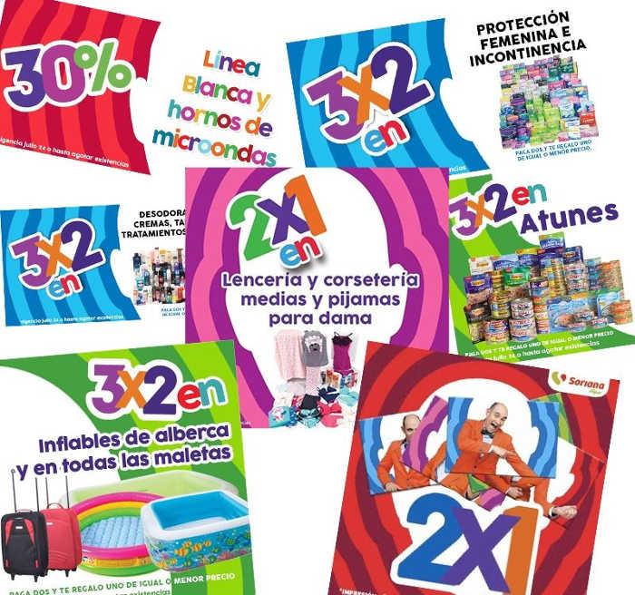 Ofertas Julio Regalado 2016 en Soriana y Comercial Mexicana del 21 al 24 de julio