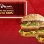 McDonald's 6 Hot Cakes por $30 y 2 Big Mac por $60