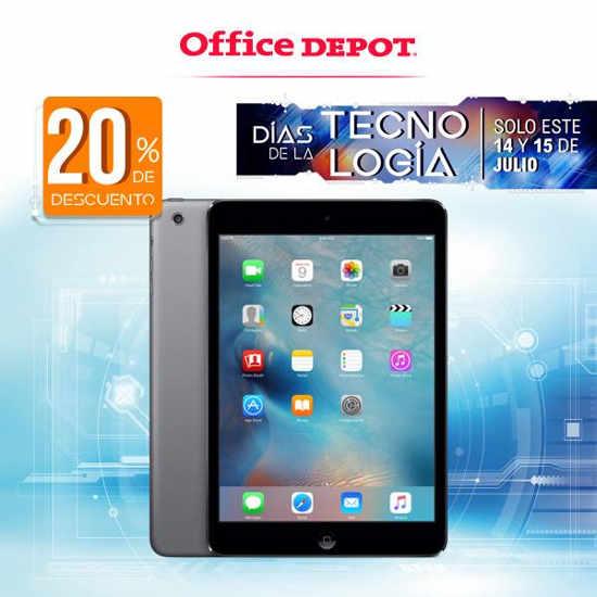 Office Depot días de la tecnología Julio 2016