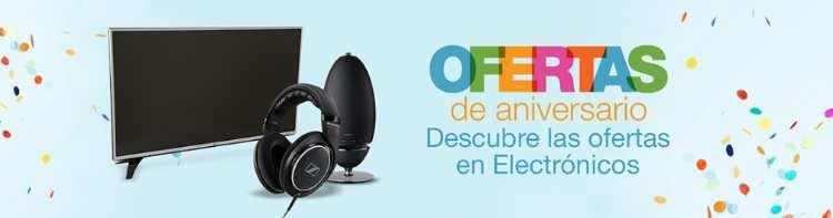 Promociones de Aniversario Amazon México