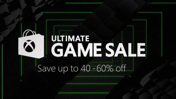 Ultimate Game Sale Xbox Julio 2016