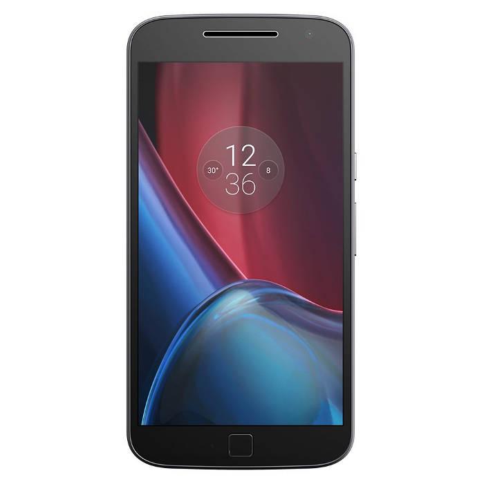 Amazon Motorola Moto G4 Plus Negro 32 GB