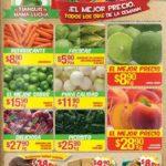 Bodega Aurrera frutas y verduras tianguis de mamá agosto