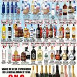 Bodegas Alianza ofertas de vinos y licores agosto