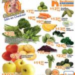Ofertas de Frutas y verduras Chedraui