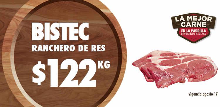 Comercial Mexicana ofertas de carnes