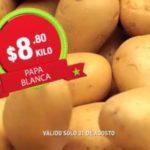 Miércoles de frutas y verduras en Comercial Mexicana