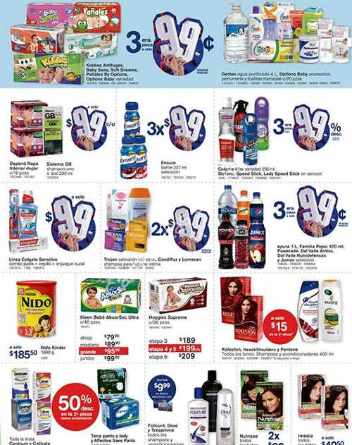 Farmacias Benavides ofertas de fin de semana agosto