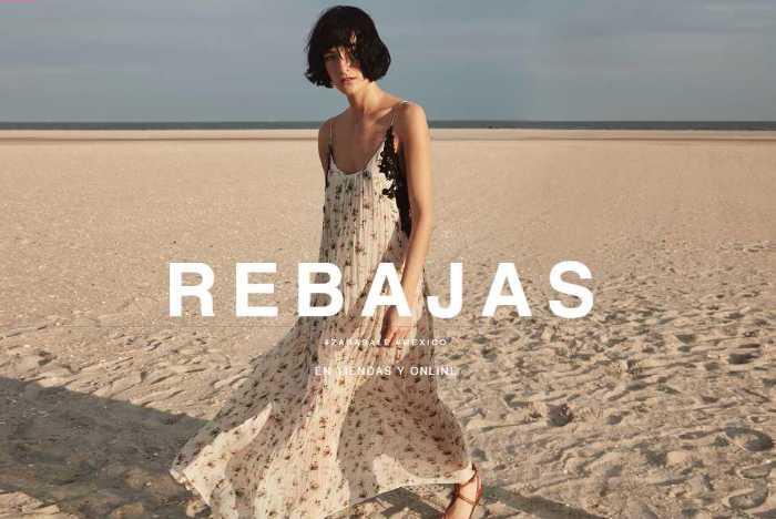 Zara rebajas de hasta 60% de descuento