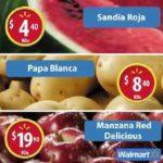 Martes de Frescura Walmart Agosto 2016