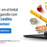 Walmart Super 20% de descuento con BBVA Bancomer