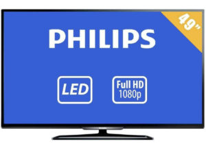 Walmart TV Philips 49 Pulgadas 1080p Full HD LED
