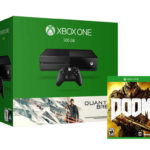 Walmart Xbox One 500GB con Quantum Break y Doom