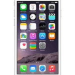 Amazon: Apple Iphone 6 Color Plata 128 GB