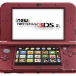Amazon Consola Nintendo 3DS XL New Rojo a $4,480