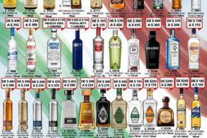 Bodegas Alianza ofertas de vinos y licores septiembre