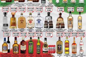 Bodegas Alianza ofertas de vinos y licores del 6 al 11 de septiembre