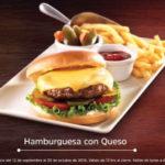 Clásicos de Vips: Enchiladas suizas, hamburguesa con queso o pay de limón