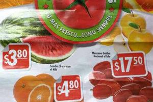 Comercial Mexicana hoy es miércoles de frutas y verduras septiembre