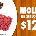 Comercial Mexicana ofertas de carnes septiembre