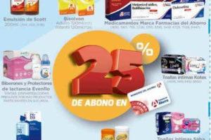 Farmacias del Ahorro 25 del Ahorro