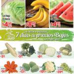 Frutas y Verduras HEB Septiembre