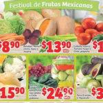 Frutas y verduras Soriana Mercado