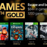 Games With Gold Xbox Live Octubre 2016