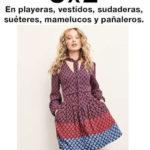 Gap 3x2 en vestidos, playeras, sudaderas, mamelucos y pañaleros