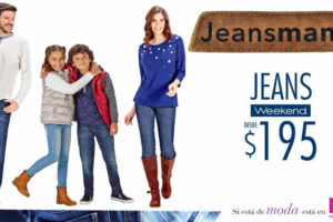 Jeansmania Suburbia Jeans desde $195 pesos