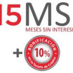 Liverpool 10% de bonificación y 15 msi con Banorte