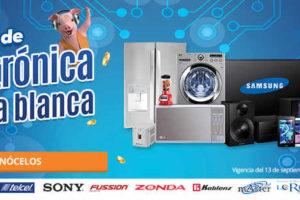 Promoción Chedraui Festival de la Electrónica y Linea Blanca Gana Muchos Premios
