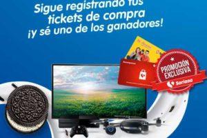 Promoción Soriana Galletas Oreo