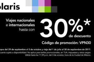 Promociones Volaris Hasta 50% de Descuento en Vuelos