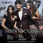 Gran Venta Nocturna Roberts