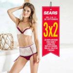 Sears: 3×2 en ropa de dormir, interior para dama y caballero, mallas, calcetas y medias